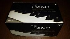 The Piano : The Ultimate Piano Collection Of The Century. 100 CD