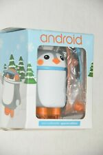 Android Special Edition GOOGLE GLASS PENGUIN Figure vinyl toy Dead Zebra robot
