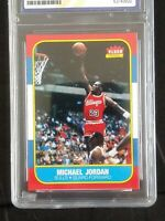 1996-97 FLEER Ultra DECADE OF EXCELLENCE MICHAEL JORDAN WCG 10 Gem Mint