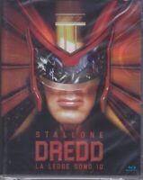 Blu-ray DREDD - LA LEGGE SONO di Sylvester Stallone nuovo 1995