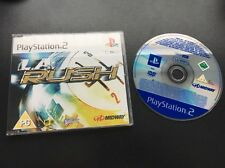 L.A RUSH rilascio PROMO SONY PLAYSTATION 2 PS2 PAL