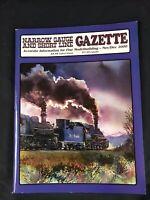 Narrow Gauge and Short Line Gazette Nov/Dec 2008