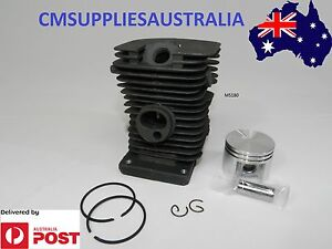 Stihl MS180  Cylinder Kit 38mm Bore  Replaces OEM 1130 020 1208