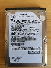 "160gb 2,5"" Notebook Portátil HDD Disco Duro hitashi 5K500 B-160 Sata 3gb/S"