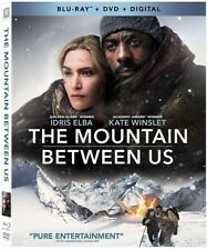 The Mountain Between Us [New Blu-ray] With DVD, 2 Pack, Digitally Mast