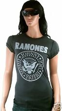 Amplified Ramones Hey You Let 's Go You Rock Star Vintage Designer t-shirt G.M