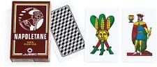 Napoletane Italian Regional 100% Plastic Cards, better than Modiano Plasticate