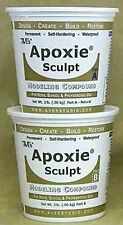 APOXIE SCULPT - White Color 4 pounds