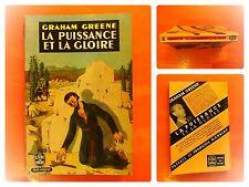 La puissance et la gloire. Graham Greene. Roman Le Livre de Poche N° 104