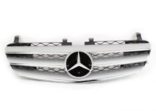 Nuevo Original Mercedes Benz Clase R R320 AMG Rejilla Delantera Plata