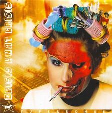 Crisis what Crisis super Bomber CD (2001 friendly cow records) Neuf!