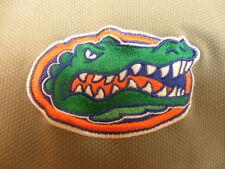 Gray Nike University of Florida FitDri Basketball Jacket Elite Gators