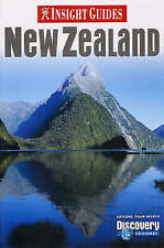 New Zealand Insight Guide (Insight Guides), Hollis, Joseph W, Used; Good Book