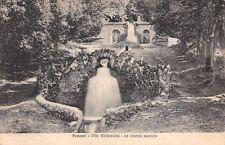6187) FRASCATI (ROMA) VILLA ALDOBRANDINI, LA CASCATA SUPERIORE. VIAGGIATA.