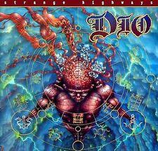 DIO - Strange Highways Vinyl LP Cover Black Sabbath Sticker or Magnet