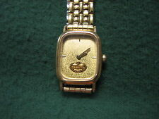 Beautiful Woman's Jostens MONTREUX Sunman Dearborn Schools Wrist Watch
