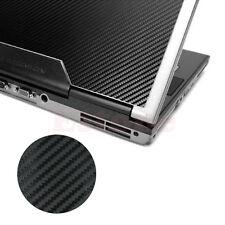 "Carbon Fibre 3D Skin Cover Decal Wrap Sticker Case For 17"" PC Laptop Notebook"