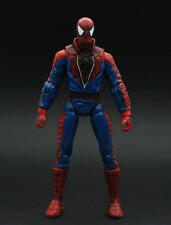 """The Avengers Super Hero Spiderman ULTIMATE AMAZING ACTION LOOSE FIGURE 5"""" ZX396"""