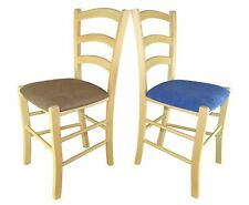 Buchenholzstuhl für Küche und Esszimmer