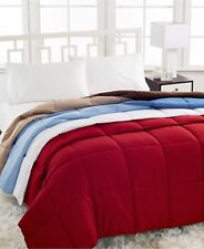Home Design Bedding Down Alternative Twin / Twin XL Comforter Red