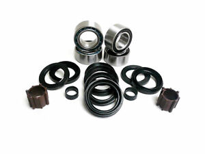 Set of Wheel Bearing Kits for Honda Rincon 650 4x4 2003-2005 ATV