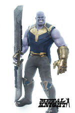 """METAL KNIGHT 1/6 Thanos Double-edged Blade knife Fit 12"""" HT Action Figure"""