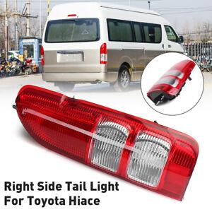 RH Right Rear Tail Light Lamp For Toyota Hiace HiAce/Commuter Van 2005-2019 2018