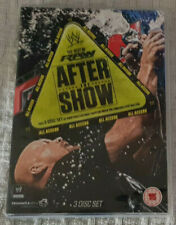 DVD WWE: Best Of Raw - After The Show [DVD] NEW