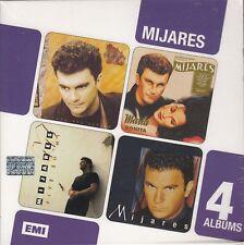 Mijares Que Nada Nos Separe Maria Bonita Vive En Mi Encadenado 4CD Album
