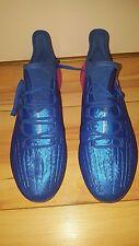 Mens Football Boots Pair - SIGNED MATCH WORN GARY HOOPER - SHEFFIELD WEDNESDAY