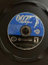 007: NightFire (Nintendo GameCube, 2002) Authentic Game Disc Only