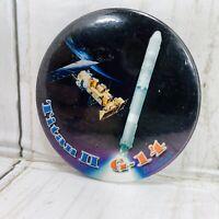 Titan 2 ll G -14  Pin Button Souvenir Team Member Missle Martin Marietta Rocket