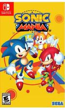 Sonic Mania (Nintendo Switch, 2017)