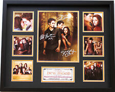 New Twilight New Moon Pattinson Stewert Signed Limited Edition Memorabilia