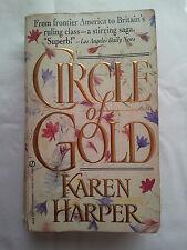 Circle of Gold by Karen Harper (Paperback, 1993)