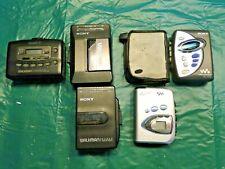 Sony Walkman Wm-Fx290, Wm-Fx241, Wm-Fx401, Wm-F2015, Wm-F2061 Parts Only As Is