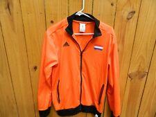 OFFICIAL 2014 FIFA World Cup Holland Netherlands Adidas Jacket Men's Sz M