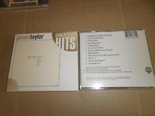 Greatest Hits, James Taylor,   cd  Import with slipcase