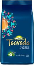 Tea  Indian Tea  250 GM  Tata Tea TeaVeda Black Tea with Brahmi & Tulsi