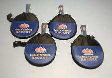 Wang Table Tennis Rackets - Lot of 4 - NEW