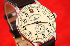 Stalin's sokols airforce Vintage Russian USSR military style OLD stock watch