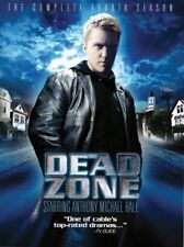 The Dead Zone: The Complete Fourth Season [New DVD] Collector's Ed