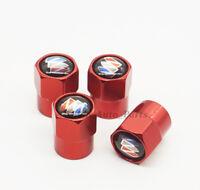 Auto Logo Dekoration Emblem Reifen Ventilkappen Stiele Decken Zubehör für Buick