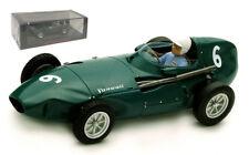 Spark S4871 Vanwall VW4 #6 3rd Belgian GP 1958 - Stuart Lewis-Evans 1/43 Scale