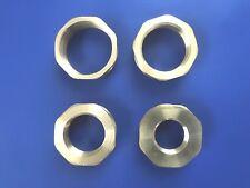 """Brass Bush 2"""" x 1,3/4"""" BSP Reducer Adapter Immersion Heater 1,1/2"""" 1,1/4"""" 1"""" BSP"""