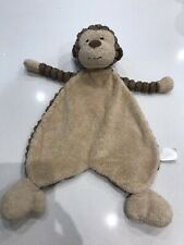 Jellycat Cordy Roy Monkey Soother Baby Comforter - Preloved
