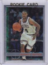 CHAUNCEY BILLUPS ROOKIE CARD 1997/98 Topps Chrome Basketball DETROIT PISTONS RC!