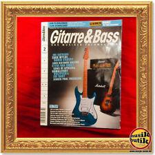 Gitarre & Bass 02/2018