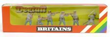 Britains Deetail Soldiers 7426 Confederate Infantry 1/32 Scale Plastic And Metal
