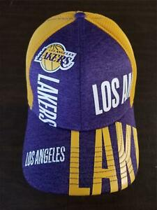 New Era Cap Los Angeles Lakers 39Thirty medium-large hat NEW